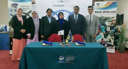 UniMAP-Regent College Tandatangani MOA